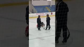 Me playing hockey when i was like 5