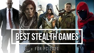 BEST STEALTH GAMES FΟR PC    2021    WITH LINKS