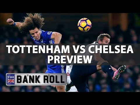 Tottenham vs Chelsea | Premier League Football Predictions | 20/08/17