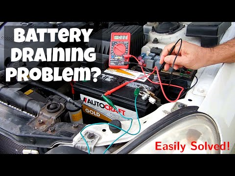 hqdefault How To Fix Battery Drain In Your Car Parasitic Draw Test