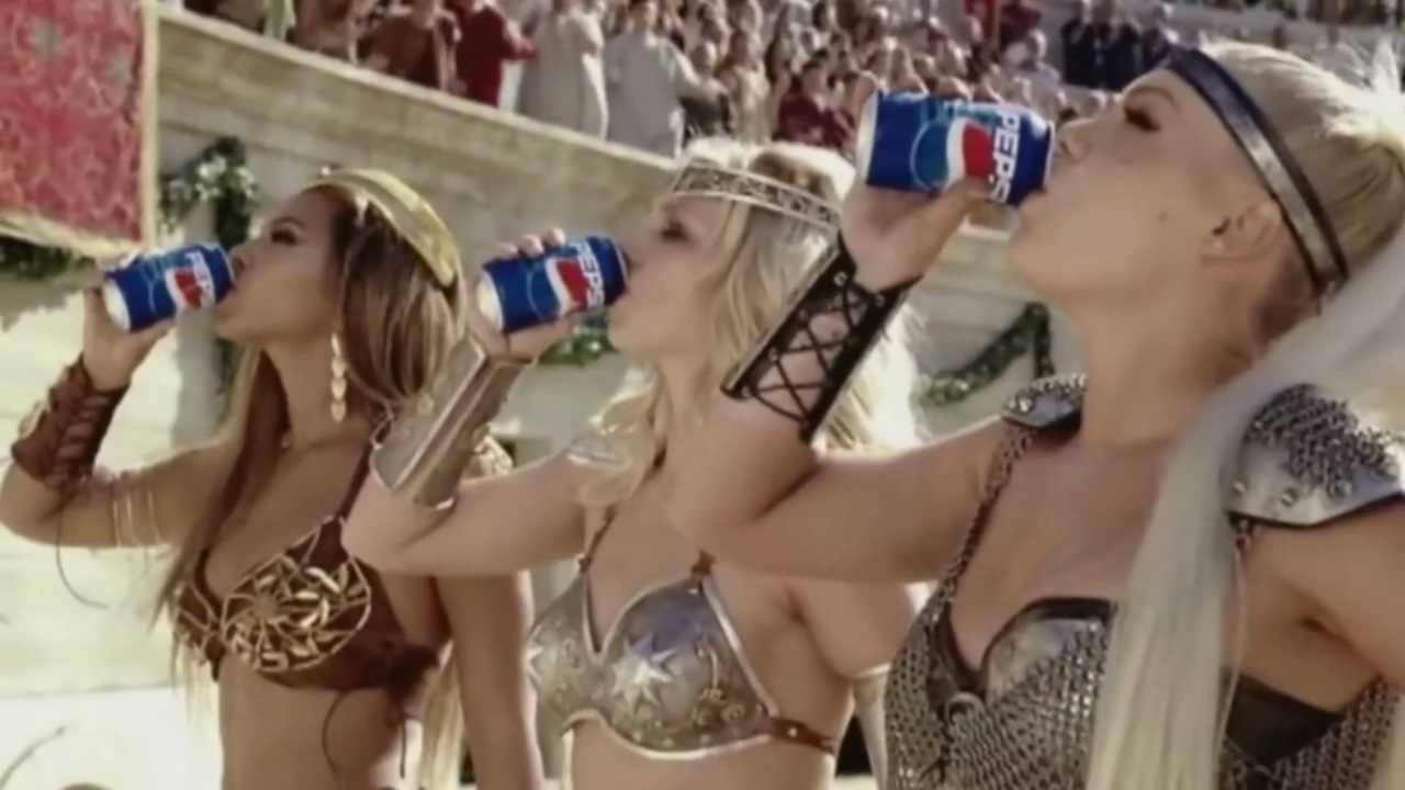 the reinvention of britney spears in the pepsi ad campaign With britney spears find showtimes, watch trailers, browse photos, track your watchlist and rate your favorite movies and tv shows on your phone or tablet.