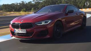 2019 BMW 8 Series M850i Overview