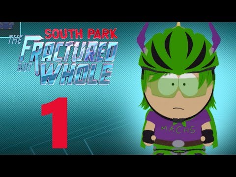 [1] I Am A Super Hero! (South Park The Fractured But Whole)