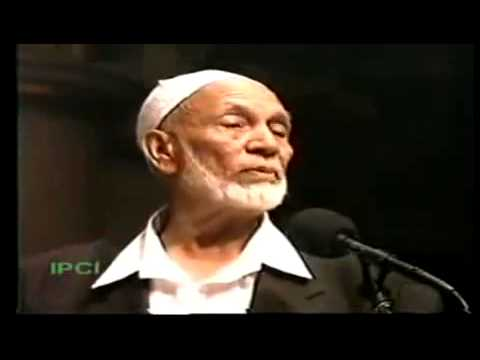 Christ in Islam - Ahmed Deedat (Sydney, Australia)
