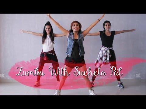 Sucheta Pal Shows Us Her Zumba Moves | Pocket Stylist