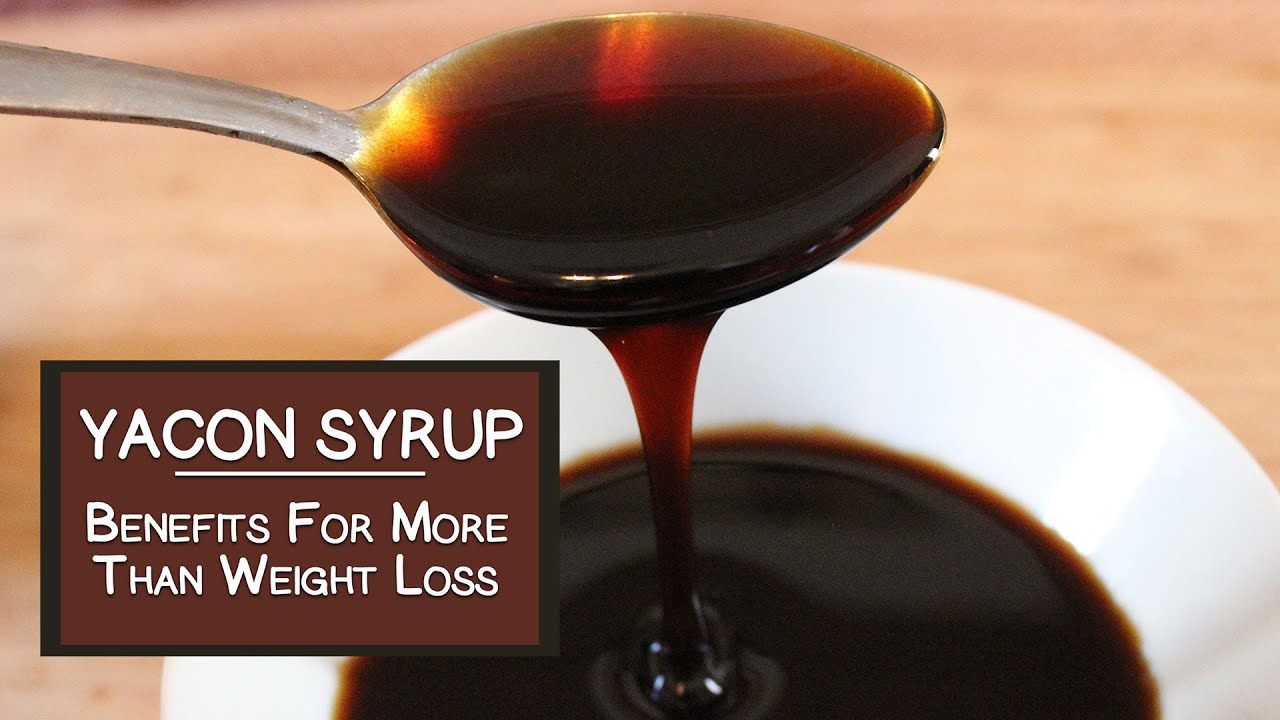 Yacon Root Syrup How Yacon Benefits More Than Weight Loss