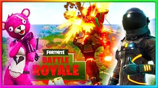 NO SKIN PLEBS! | Fortnite Battle Royale Duo Gameplay