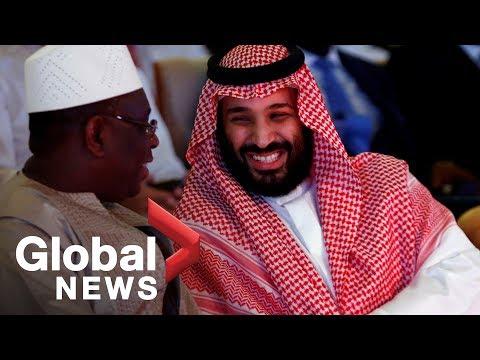 Saudi Crown Prince's first public speech since Khashoggi disappearance