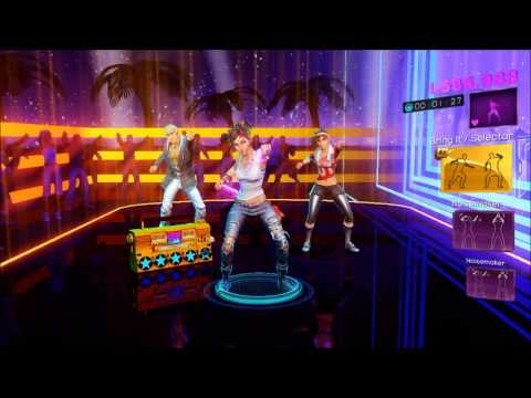 Dance Central 3- Calabria 2008 - (Hard/Gold/100%)