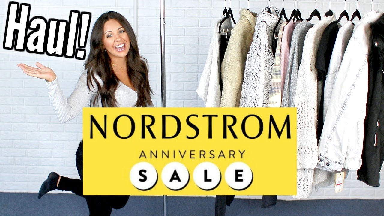 f9aae19f4fc HUGE HAUL! NORDSTROM ANNIVERSARY SALE 2018! TRY-ON   REVIEW! - YouTube