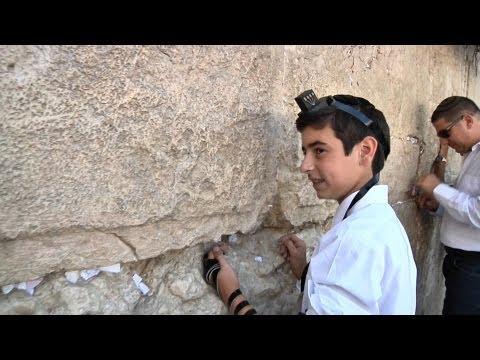 highlights from the bar mitzvah of ari cohen  jerusalem