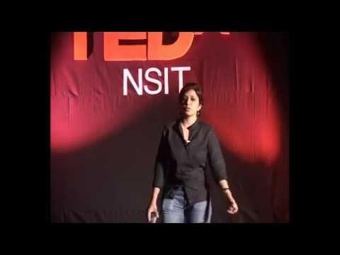 TEDxNSIT-Kriti Monga-Design:Life
