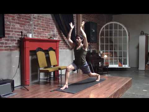 30 Days of Yoga - Day 10 | Pleasure & Desire | Stephen Beitler Taha Yoga