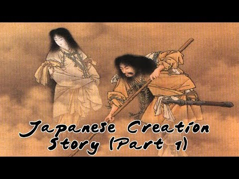Japanese Creation Story (Part 1/3)
