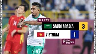#AsianQualifiers - Group B   Saudi Arabia 3  - 1 Vietnam