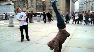 Handstand PWN - London, England 2011