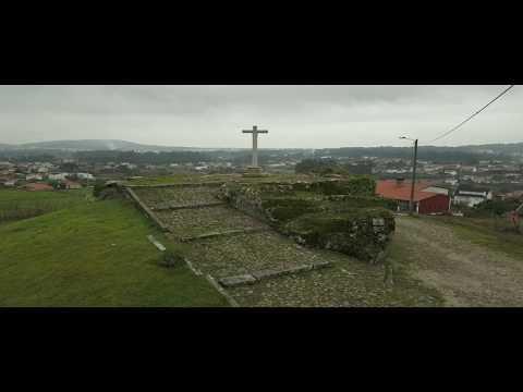 Vila fria (Portugal vue du ciel)