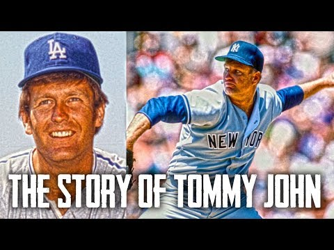 How Tommy John Surgery Got Its Name - The Story of the PLAYER Tommy John