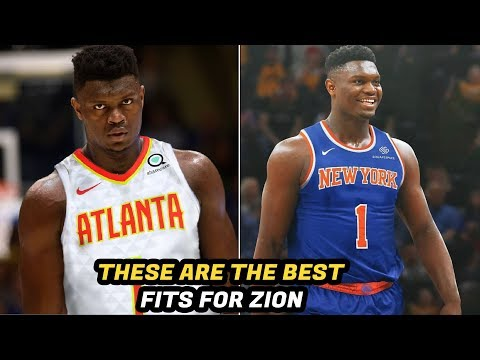 Ranking the 5 NBA Teams That Zion Williamson Would Become a Superstar On thumbnail