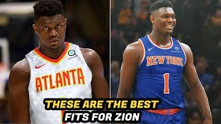 Ranking the 5 NBA Teams That Zion Williamson Would Become a Superstar On