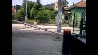 Видео обзор шлагбаум Nice X-Bar