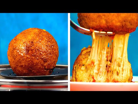 MOUTH-WATERING RECIPES FOR CHEESE LOVERS || 5-Minute Recipes To Become a Chef!