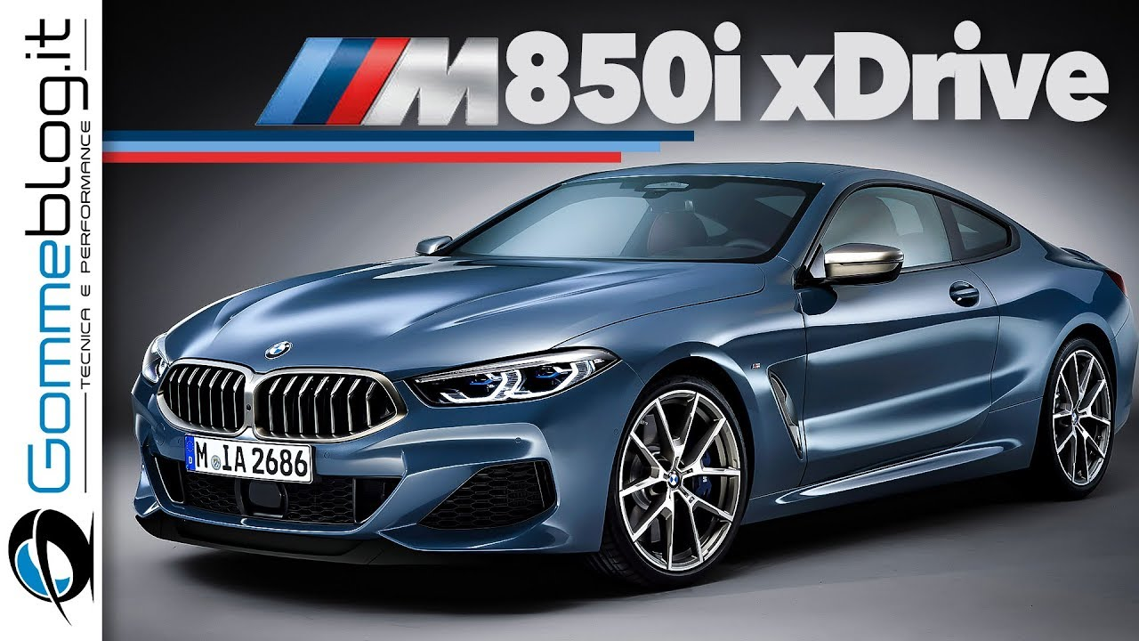 New Bmw 8 Series M850i The Best 2019 Luxury Coupe Car Youtube