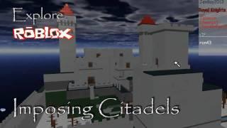 """ROBLOX'S NEW TRAILER v.2 - """"Explore ROBLOX"""" HD (Read Desc.)"""