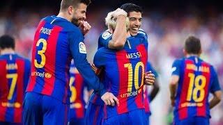 fc barcelona vs psg 6 1 full highlights