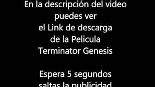 Descargar Terminator Genesis Español Latino 1 Link DVDRip