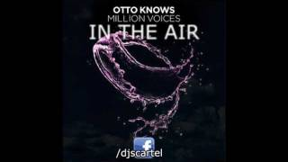 Otto Knows vs Tv Rock (Ft Rudy) - Million voices in the Air (Woocha Bootleg)