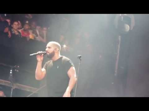 Drake performs Jungle / Find your love - Wireless London - 2015