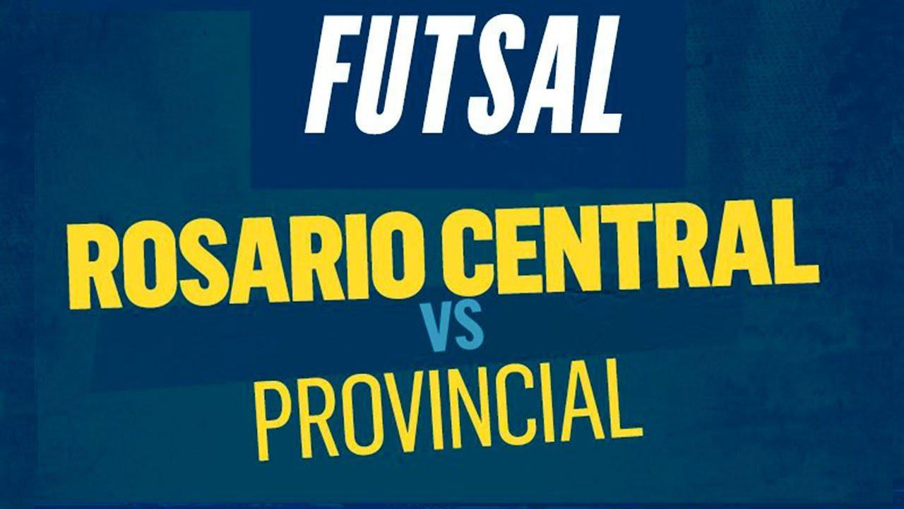 Rosario Central vs Provincial