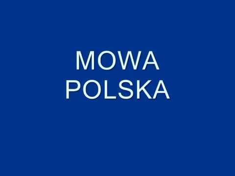 Mowa Polska Złota Seria Wiersz Nr 44 Wiesław Sokołowski
