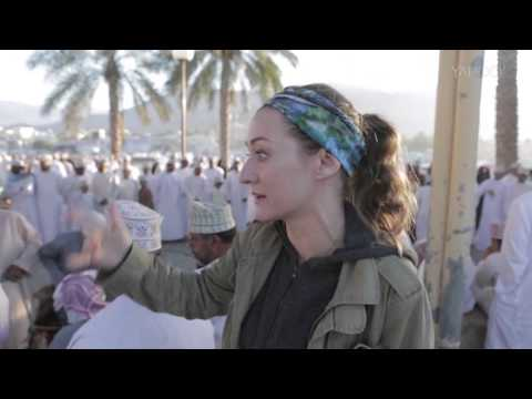 Bartering for goats and cows at Nizwa Cattle Market, A Broad Abroad