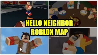 Hello Neighbor Roblox Map