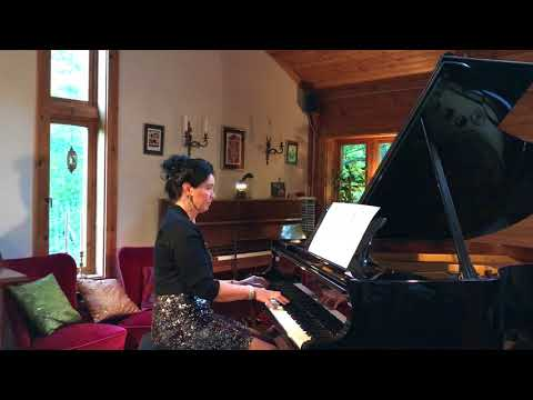 Chiquitita ABBA (Piano Cover) Ulrika A. Rosén, piano.