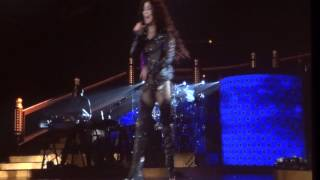"Cher: ""If I Could Turn Back Time"" @ San Diego, California on July 11, 2014"