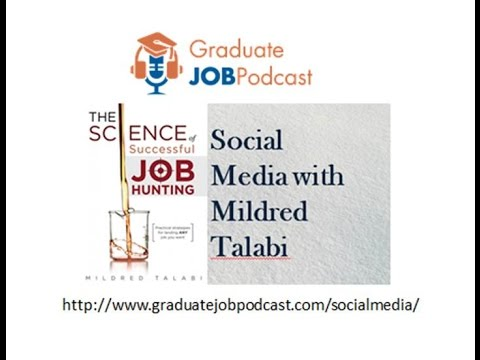 Social Media with Mildred Talabi - Graduate Job Podcast #5