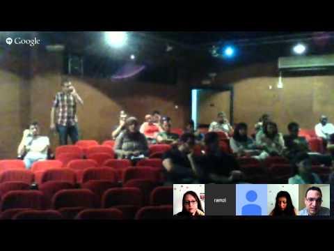 Visioconférence CCF Annaba/ECAF
