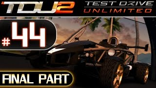 Test Drive Unlimited 2 [PS3][FullHD] - (FINAL) Part #44 - Hawaii Cup Area 2