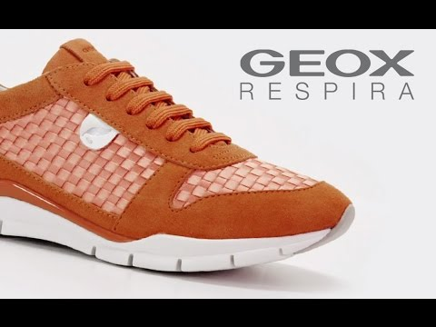 Sneakers Geox 2015 Spring Youtube Woman Summer IFxwgIUqr