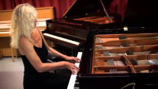 Chopin: Mazurka Opus 7 No. 2 - Heather Bellene