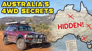 How to find tнe BEST 4WD Tracks, Campgrounds and Touring Locations in AUSTRALIA!