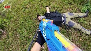 NERF GUN WAR : First Person Shooter - Kill All Enemies