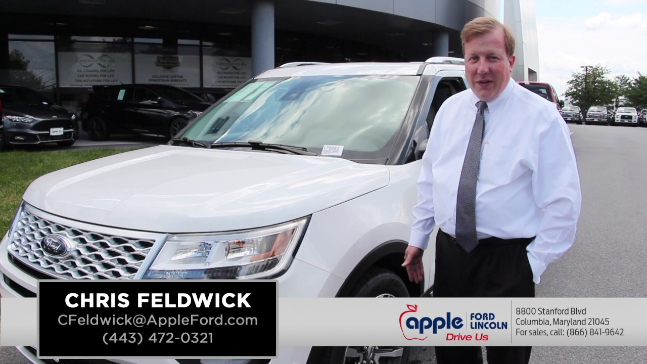 Apple Ford Columbia >> Check Out These Vehicles With Our Staff Apple Ford Lincoln