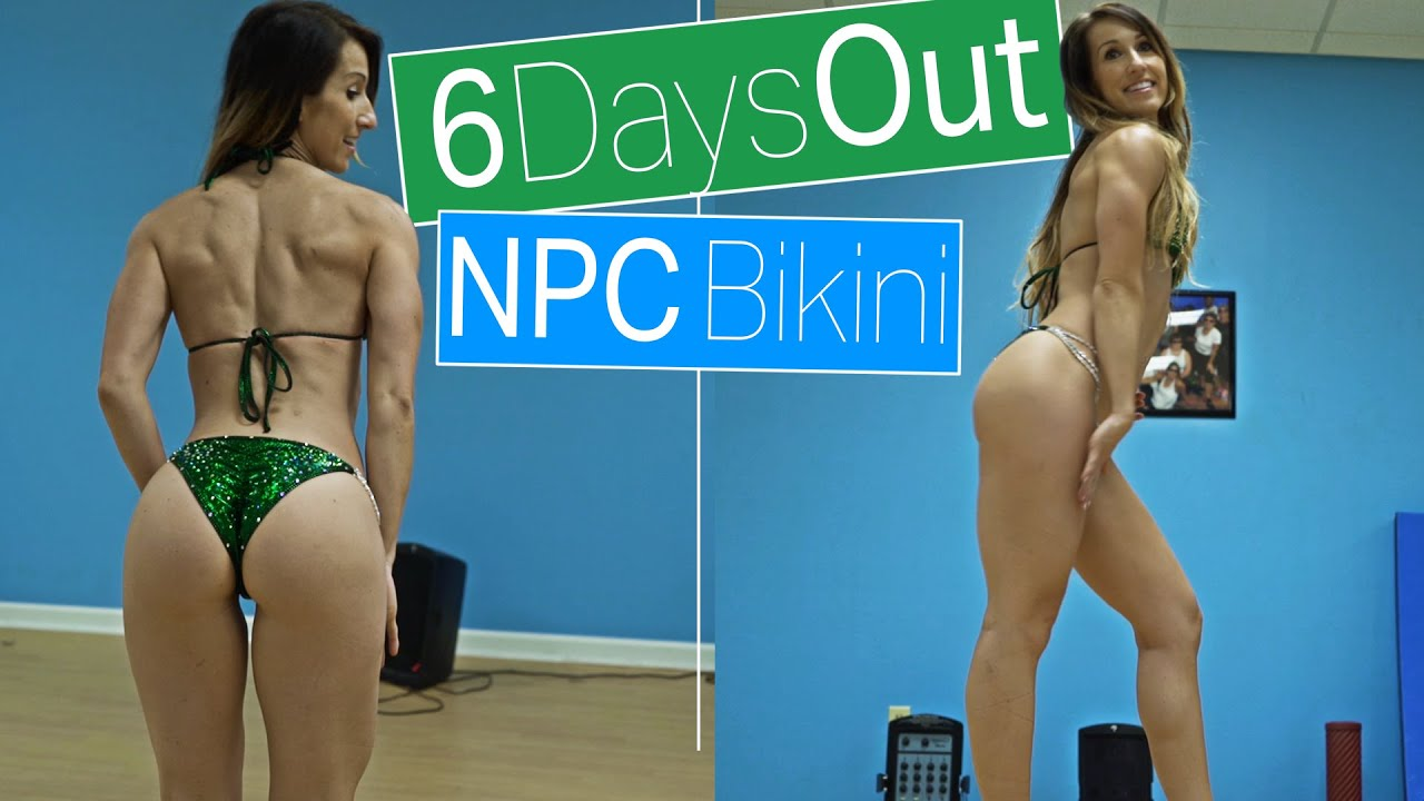 Scoring Division Rules Npc Bikini And 2018 lKcF1J