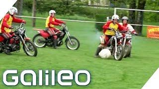 Fußball extrem | Galileo | ProSieben