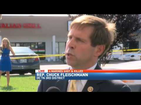 Interview: Congressman Chuck Fleischmann on the Chattanooga Shootings