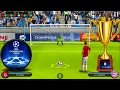 Mobile Kick Full Gameplay Android / iOS - WIN Uefa Champions League 2017